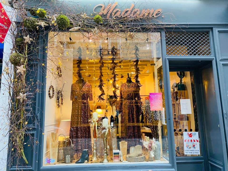 boutique madame